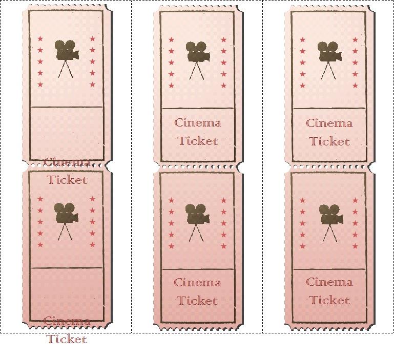 50+ Free Raffle \ Movie Ticket Templates - TemplateHub - movie ticket template