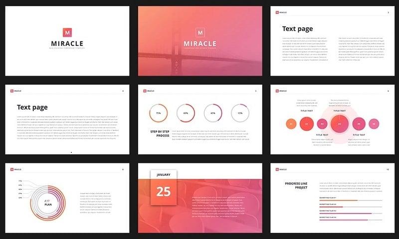 10 Combinaciones de colores ideales para presentaciones PowerPoint