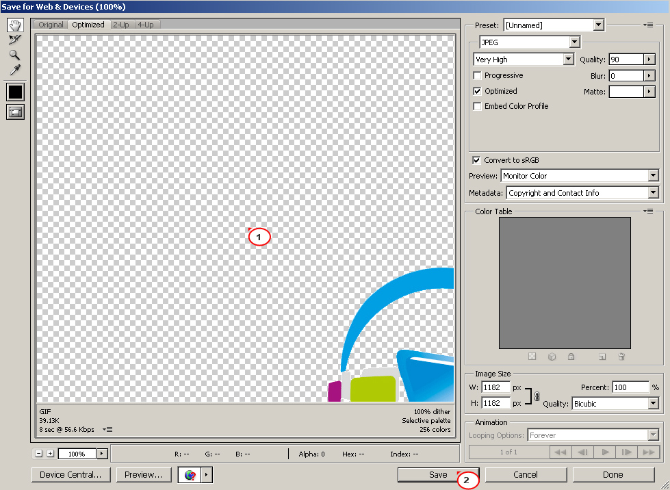 Photoshop How to make image transparent - Template Monster Help - how to make a picture transparent