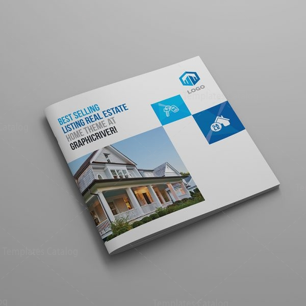 Real Estate Brochure Templates 000624 - Template Catalog - product brochure template