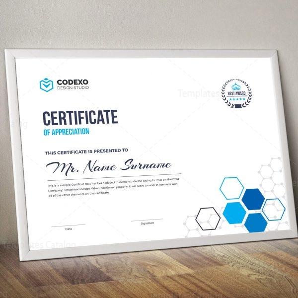 Top Rated Elegant Corporate Certificate Template 000854 - Template - corporate certificate template