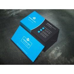 Small Crop Of Modern Business Card