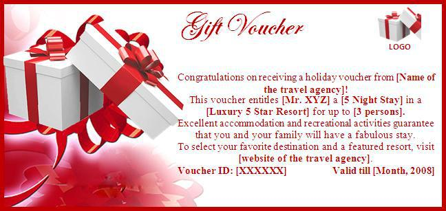 21+ Free Gift Voucher Template - Word Excel FormatsFood Voucher - free template gift certificate