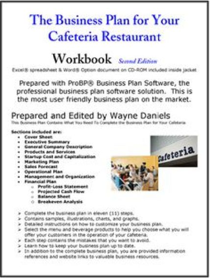 How To Write A Restaurant Business Plan Free