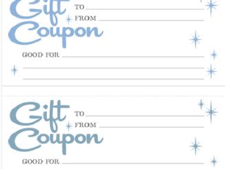 coupon template 5946
