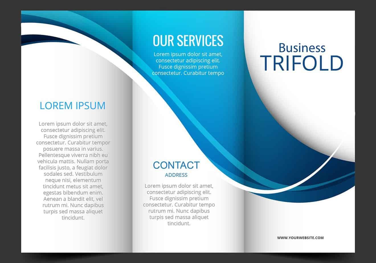 word templates brochures
