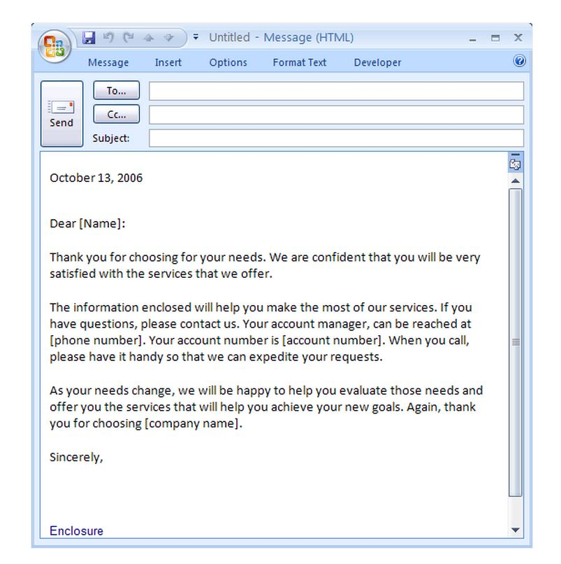 Email-Template-text - business email template