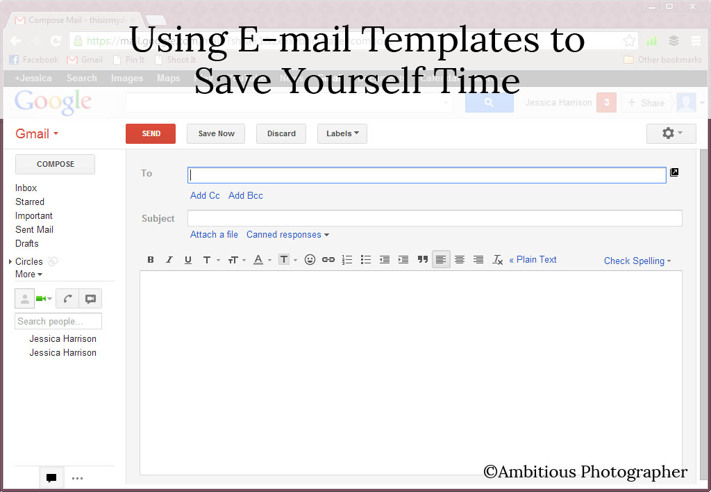templates-sales - business email template