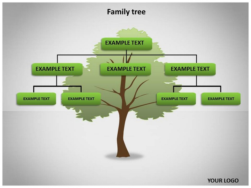 Family Tree Template Powerpoint | Sample Customer Service Resume