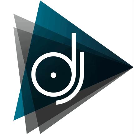 dj logo template 12
