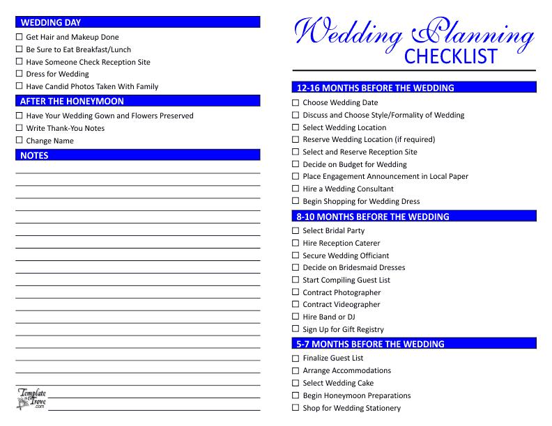 wedding music list template