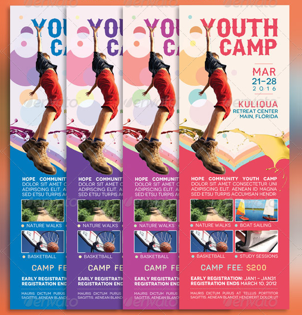19+ Youth Camp Flyer - Free Premium PSD Vector PNG JPG Downloads