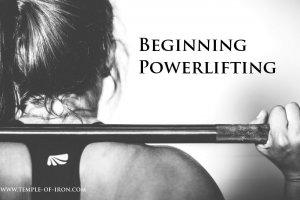 Beginning Powerlifting, Gympie