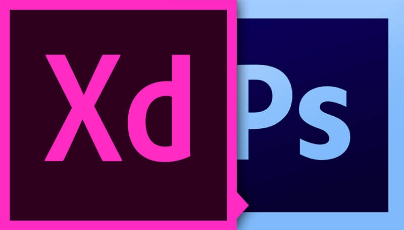 Exporting from Adobe XD to Adobe Photoshop
