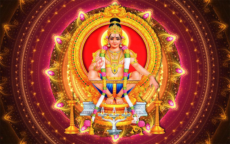 3d Ayyappa Wallpapers High Resolution Lord Ayyappa Birth Story Mantras And Temple Details