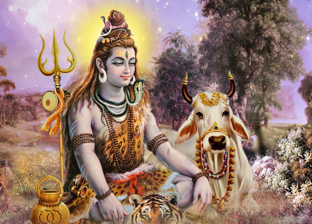 Lord Shiva Hd Wallpapers For Pc Symbol Of Shiva The Attributes Of Lord Shiva Trishul