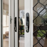 Patio Pet Door insert for sliding doors | Temporary Dog ...