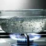cuisson à l'eau, temps de cuisson à l'eau, temps de cuisson
