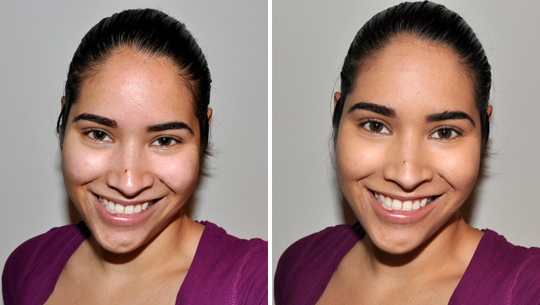 MAC Pro Longwear SPF 10 Foundation Review, Photos, Swatches