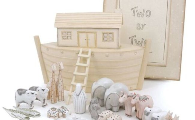 East Of India Two By Two Noah S Ark Set Temptation Gifts