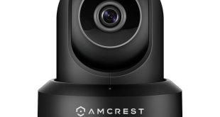 1. Amcrest ProHD 1080P WiFi Wireless IP Security Camera