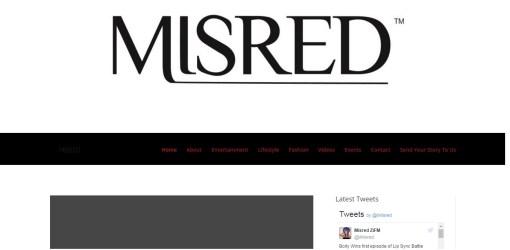 Misred