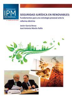 Informe IPM Seguridad Jurídica en renovables