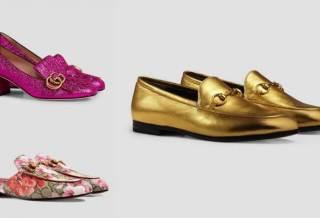 trend scarpe mocassini gucci