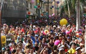 Santa Cruz in Carnival