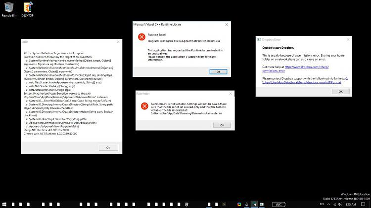 Windows Update Interrupted \u003d Broken OS/UI - Windows 10 Forums
