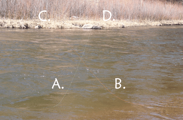 Tenkara Bum Level Line vs. Tenkara USA Level Line