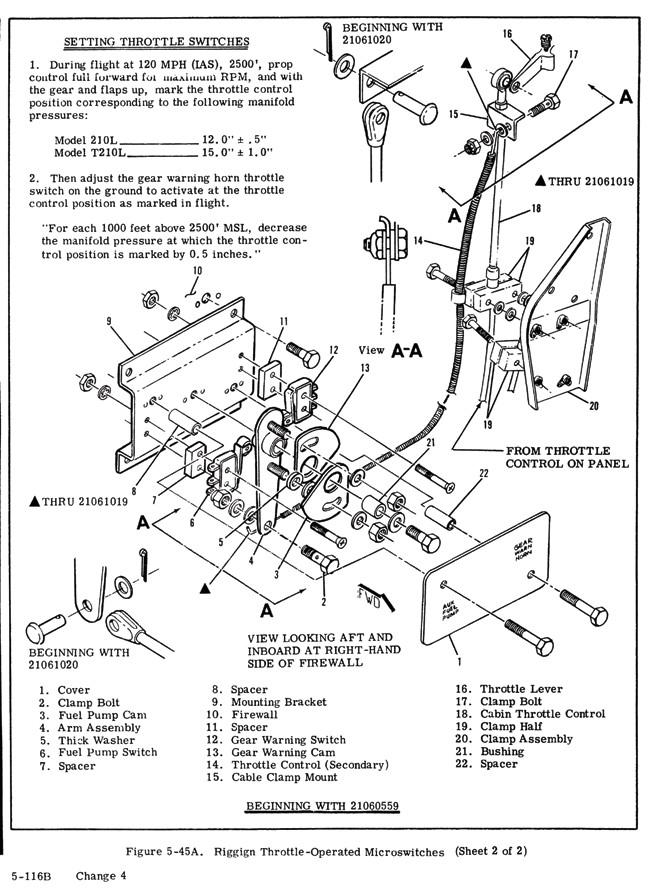 cessna 210 wiring diagram