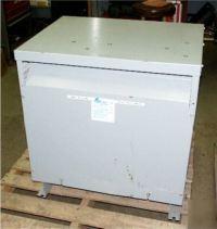 300 kva acme transformer, 600Y/347 w/ tap - 480Y/277 v