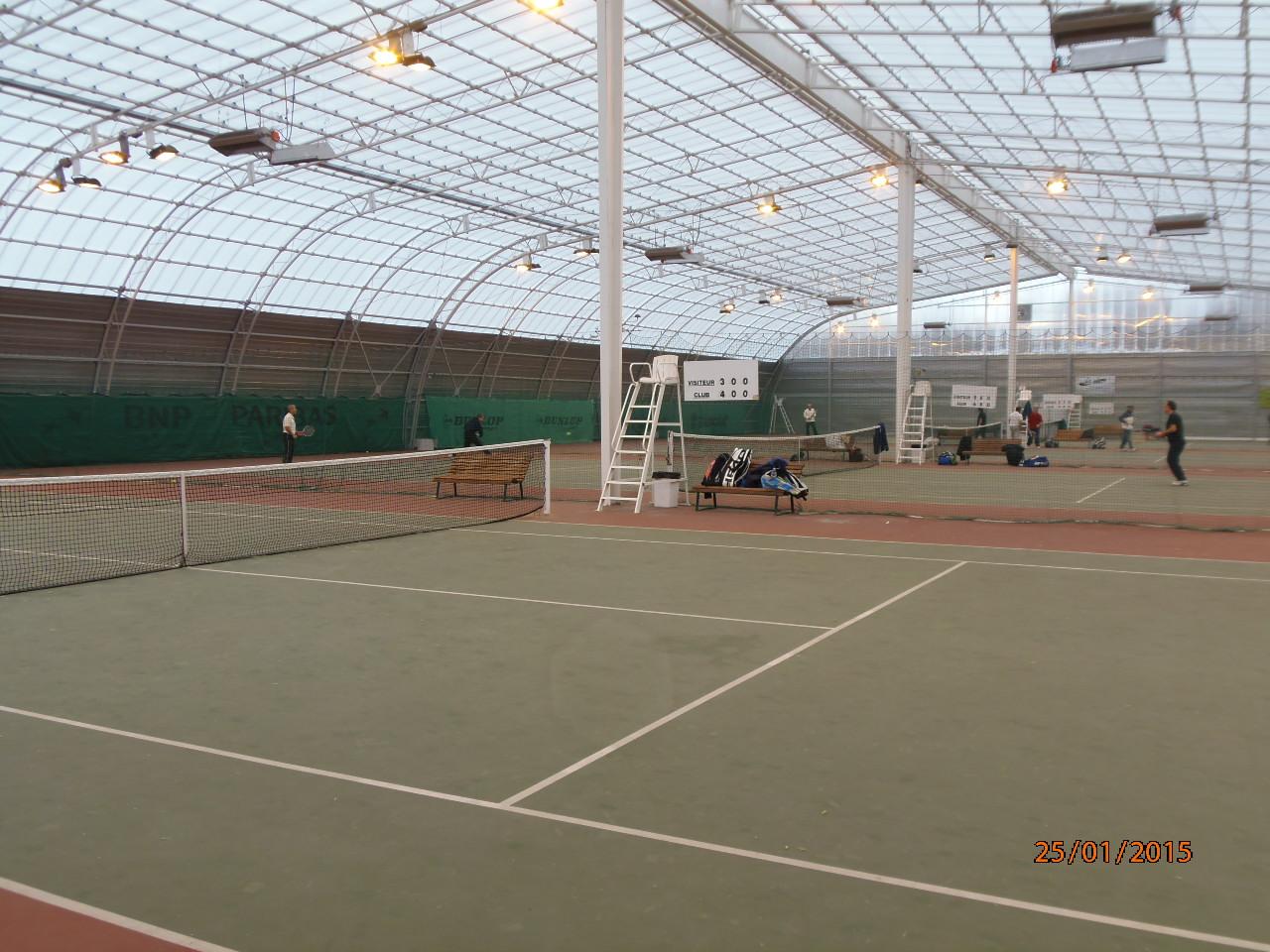 Courts intérieur