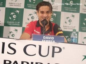DavidFerrer DavisCup