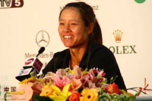 10062012 China Open Li Na in press 2