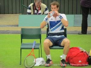 Murray at Olympics