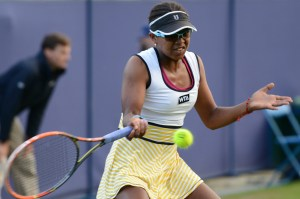 Victoria Duval photo by Christopher Levy @tennis_shots