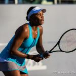 Venus sets to return sserve