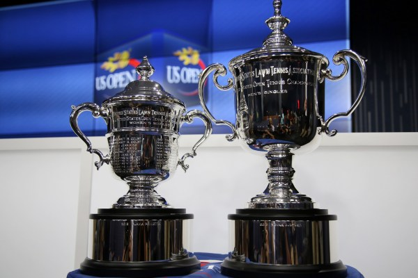 August 26, 2016 - Photos from the US Open Draw Ceremony during the 2016 US Open at the USTA Billie Jean King National Tennis Center in Flushing, NY. Michael LeBrecht/USTA