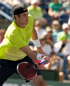 Isner 2nd week prospects don't look good.
