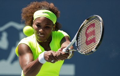 Can anyone, much less Maria, stop Serena?Photo: Mal Taam/MALTphoto