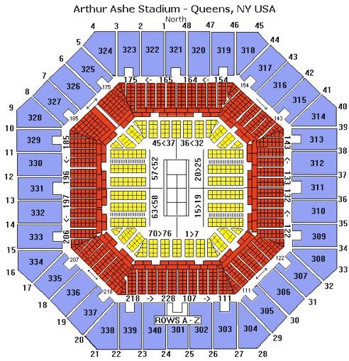 Arthur Ashe Stadium TennisTicketNews