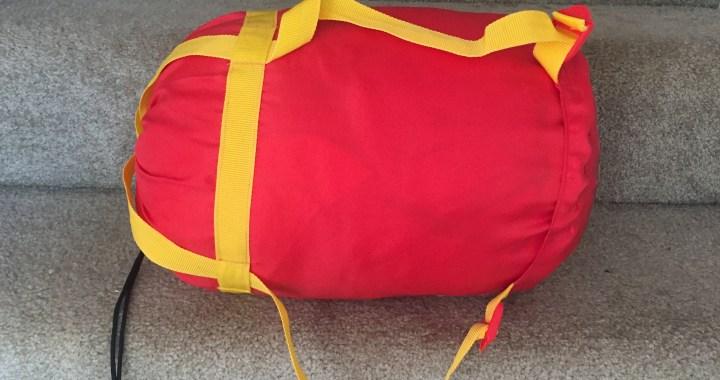 Ridiculous Sleeping Bag