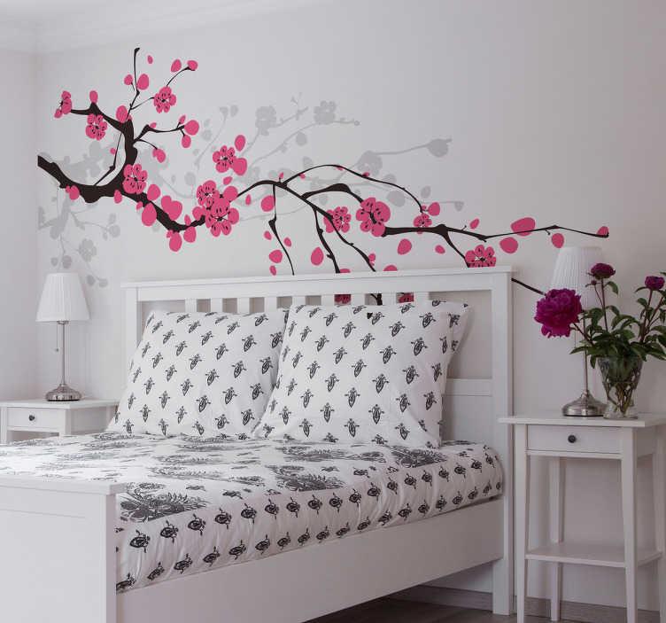 Vinilo flor de cerezo Primavera - TenVinilo