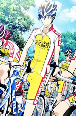 Yowamushi Pedal: Spare Bike se proyectará durante dos semanas en cines a partir del 9 de septiembre.