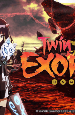 Twin Star Exorcists, Anime, Manga
