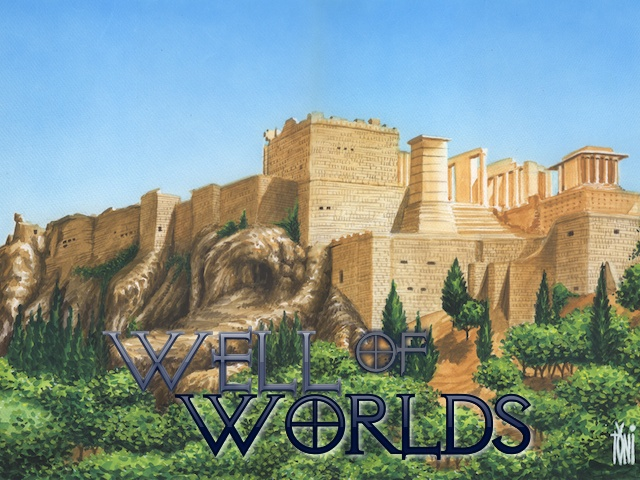 Well of Worlds: ao resgate!
