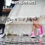 #MarriagePrayers: 1 John 4:7