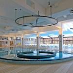 Terme Jezerčica, unutrašnji bazeni